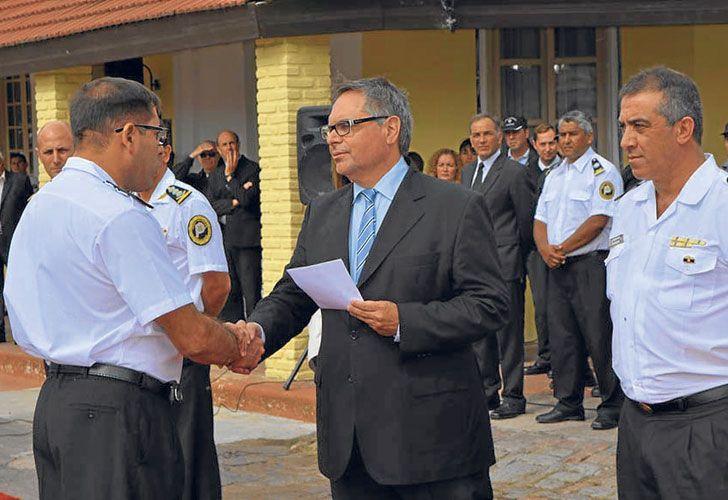 Fernando Diaz. Lo investigan por contrataciones en el SPF.