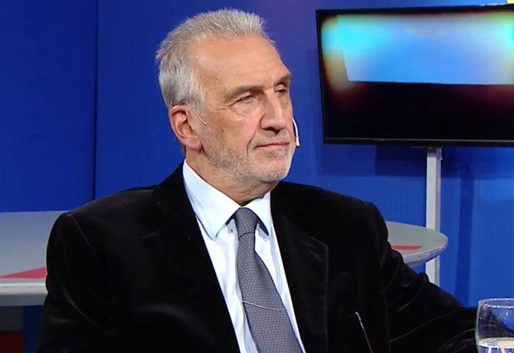 Jorge Rachid denunció al fiscal Germán Moldes.