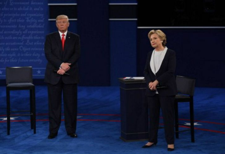 Hillary Clinton y Donald Trump: otro debate forzado antes de las elecciones