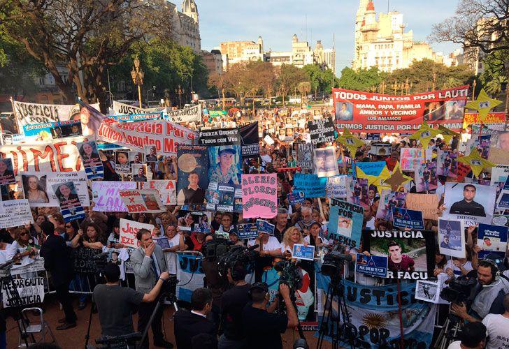 Marcha #ParaQueNoTePase