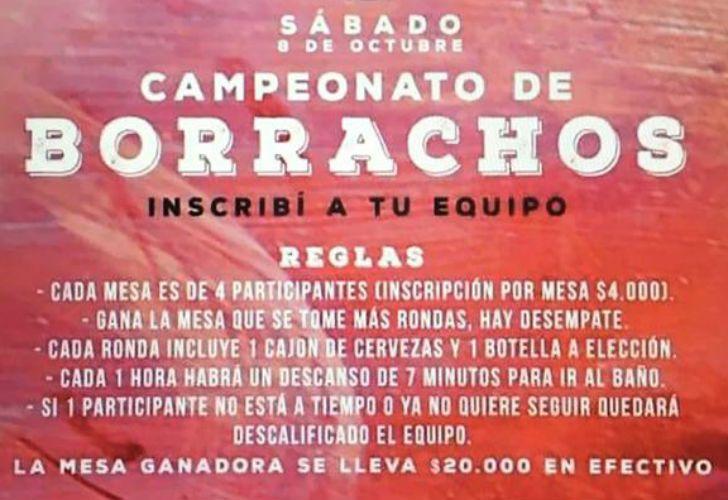 El boliche CATS de Ramos Mejía organizó el