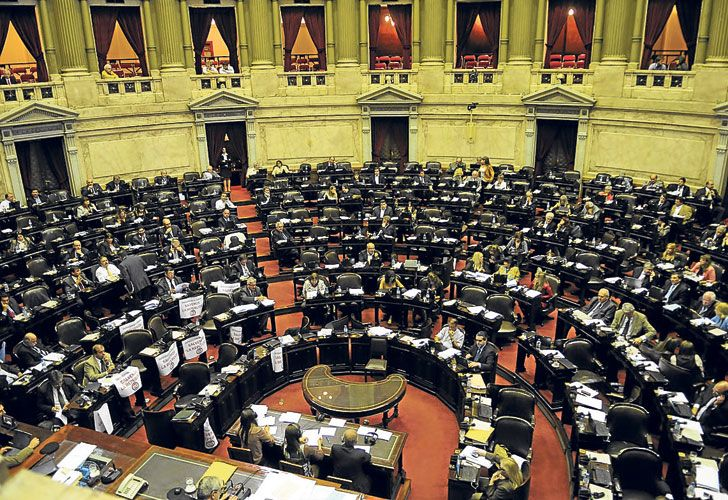 Congreso. Los bloques del PRO y la UCR apuran negociaciones.