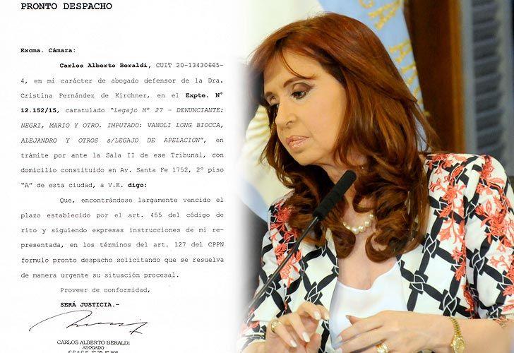 CFK documentos