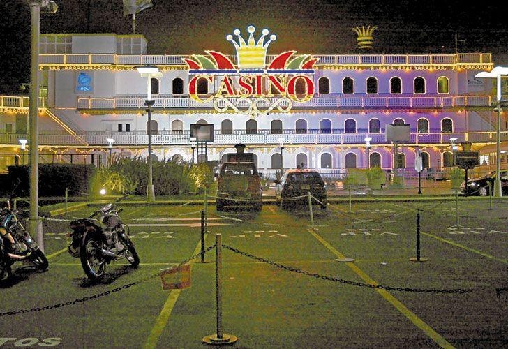 Casino. Junto con el Hipódromo de Palermo, debe Ingresos Brutos.