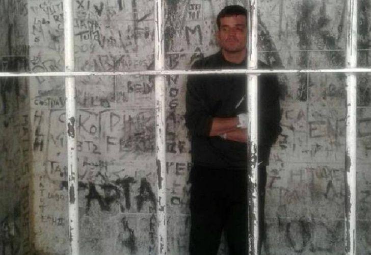 Daniel Gonzalo Zalazar Quiroga, presunto autor del triple femicidio de Mendoza.