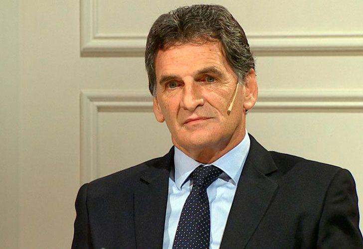 Cladio Avruj se mostró de acuerdo con las declaraciones de Pichetto.
