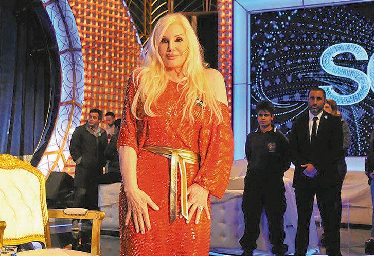 Ases. Susana Giménez, que no planeaba hacer televisión en 2017, debe renovar contrato. Habrá segunda temporada de Moisés y Los Diez Mandamientos.