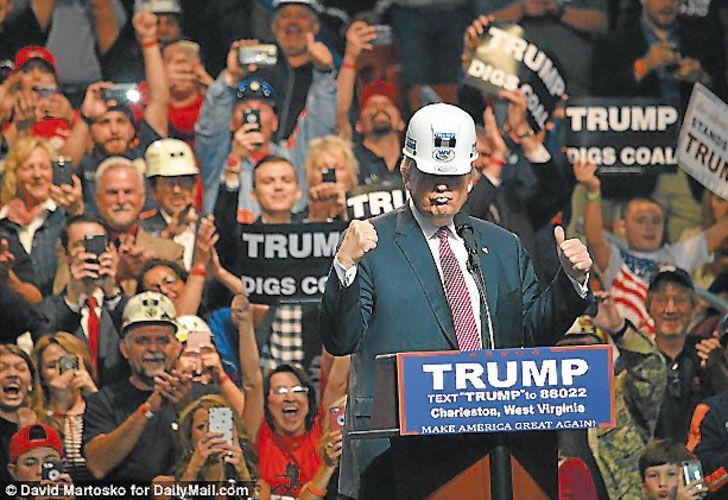 Promesa. No podrá recuperar, como dijo, empleos de calidad en la industria.