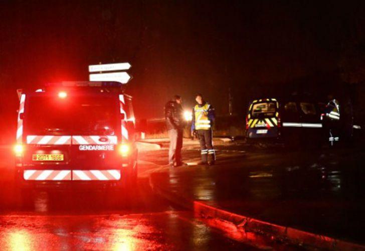 Terror en un convento en el sur de Francia