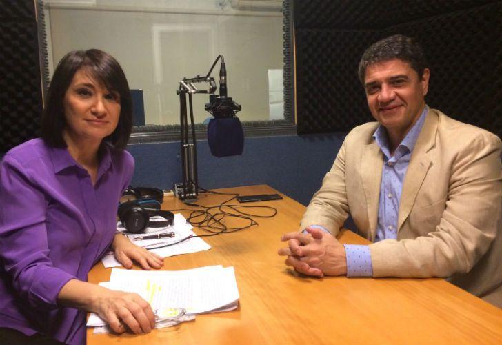 Jorge Macri se prepara para ser candidato a senador en 2017.