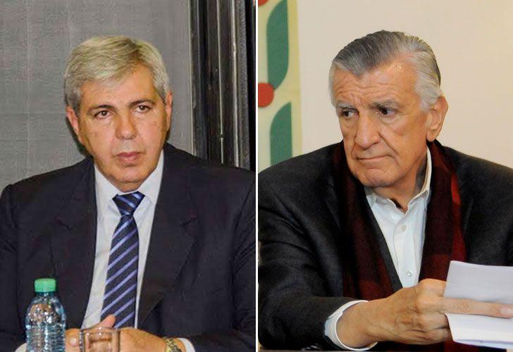Carlos Haquim y Jose Luis gioja