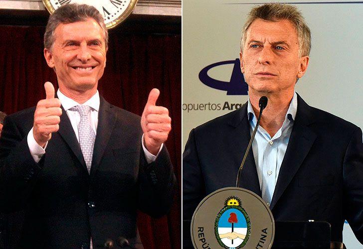 Primer año de gestión de Mauricio Macri