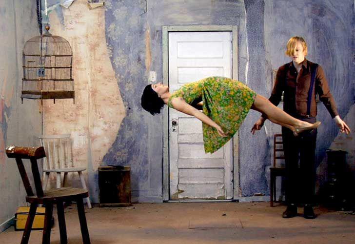 Muestra retrospectiva de Nicholas y Sheila Pye