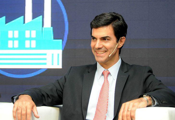 Juan Manuel Urtubey, gobernador de Salta.