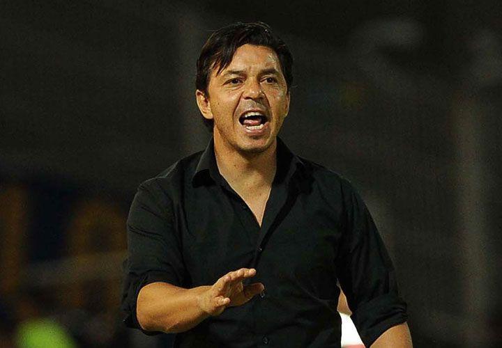 desafio. El técnico reconoció que quiere evaluar si estará a pleno para la próxima Libertadores.
