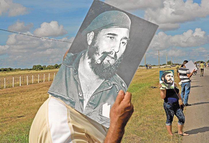 Cuba. Slavoj Zizek califica como única la revolución que dejó su líder, Castro.