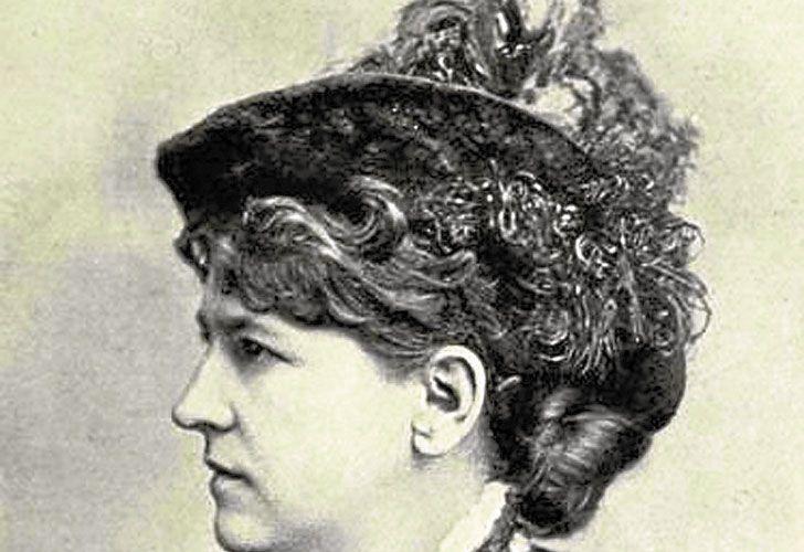 Fanny Osbourne.