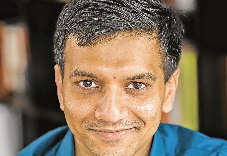 Vikram Paralkar. El escritor es médico hematólogo e investigador en la Universidad de Pensilvania.