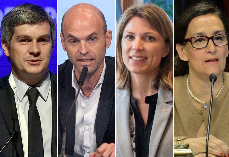 Peña, Dietrich, Costantini y Michetti
