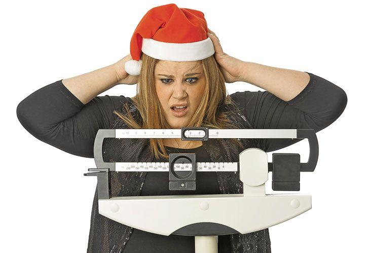 Preocupacion. Tras las fiestas, la balanza acusa kilos de más.