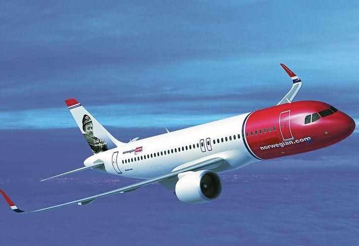 NORWEGIAN. La compañía noruega, una de las firmas por venir.