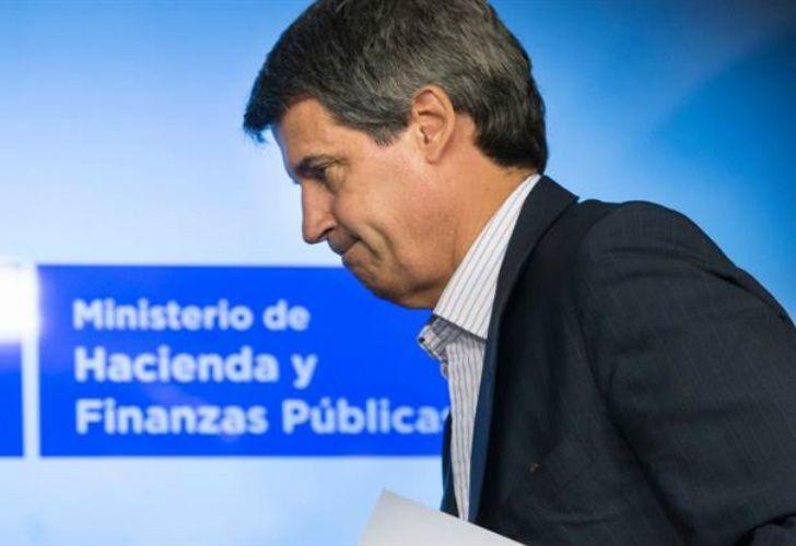 Prat-Gay, el ministro con más enemigos del Gobierno