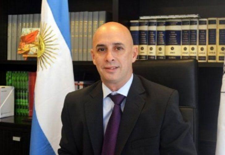 Martín Ocampo, ministro de Seguridad porteño.