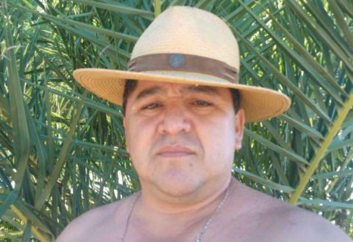 Rito Omar Giménez fue asesinado a balazos.