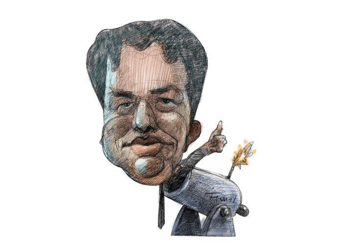 'AHORA SI PARECE QUE DESPEGA  LA ECONOMIA.'  Nicolás Dujovne