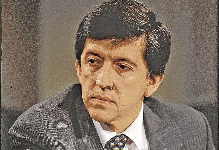 AYER Y HOY. Referente laboral del gobierno de Carlos Menem, defiende revisar los convenios y el derecho a huelga.