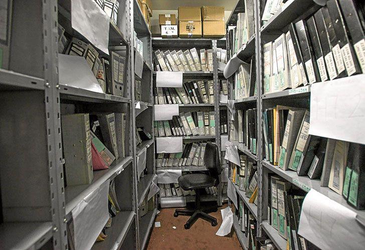 Archivos. Nisman mantuvo en reserva los archivos que los servicios le aportaban sobre el ataque.
