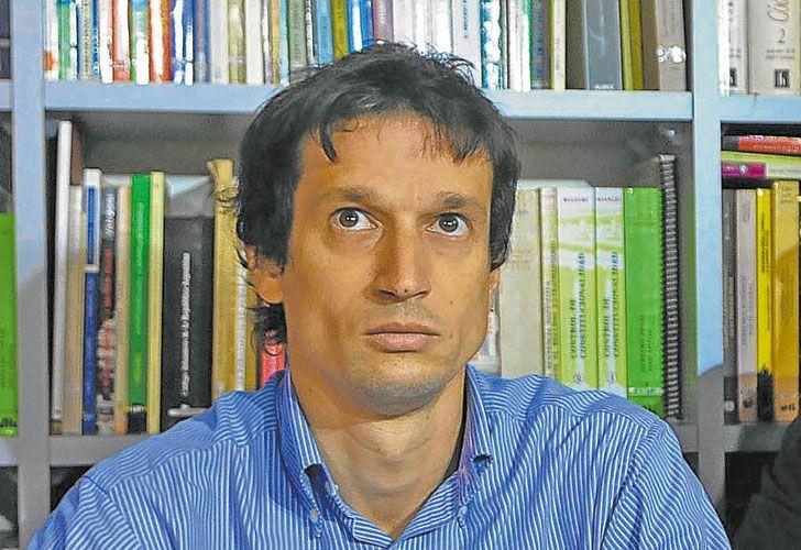 Perito informatico. Diego Lagomarsino, investigado.