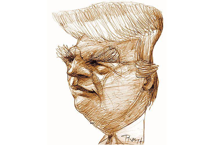 ¿VIGIA DE OCCIDENTE? Donald Trump