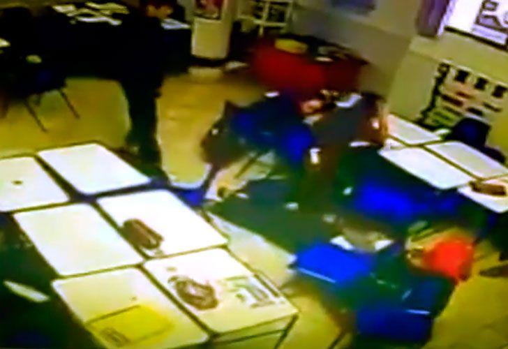 Monterrey: un alumno sacó un arma y disparó a compañeros y maestros