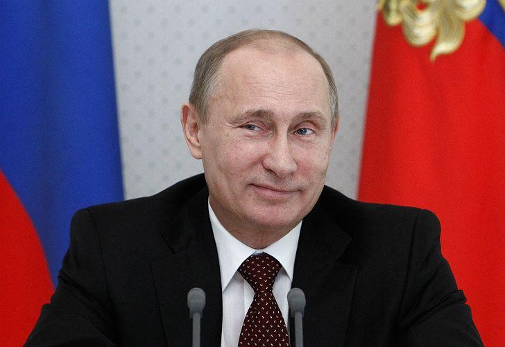 Vladimir Putin, polémico con su expresión sobre las prostitutas rusas.