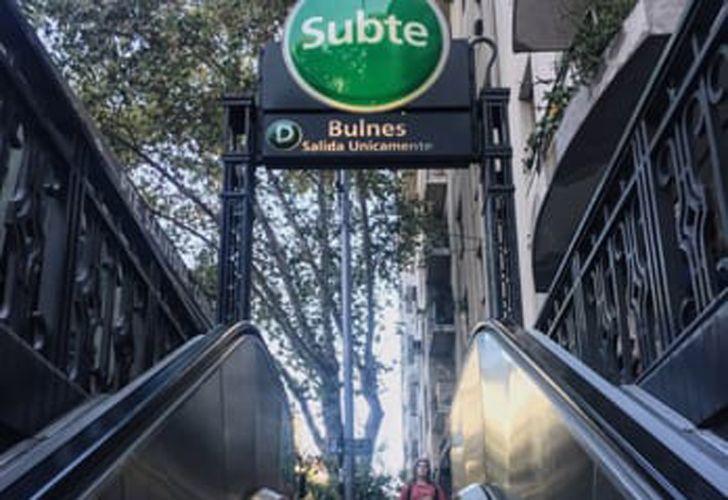 Estacion Bulnes