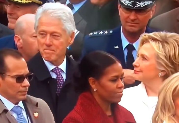Bill y Hillary Clinton