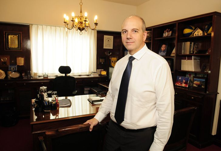 Procuraduría. Rodríguez dirige una unidad fiscal especial. Investiga a las constructoras brasileñas.