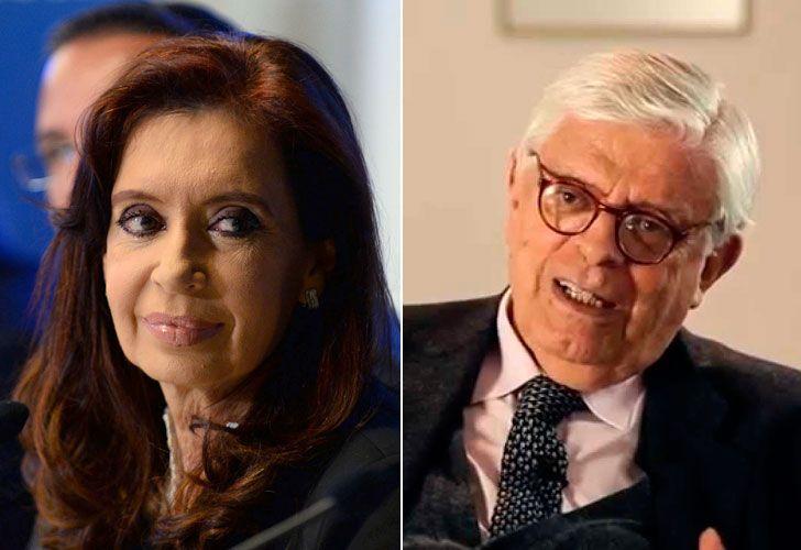 CFK y Sábat