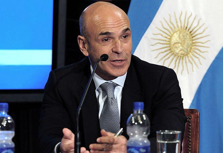Arribas, titular de la AFI, declaró un patrimonio de 126 millones de pesos.