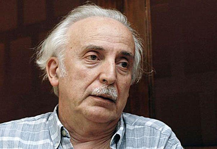 HOMENAJE. El reconocido economista heterodoxo, recién fallecido.