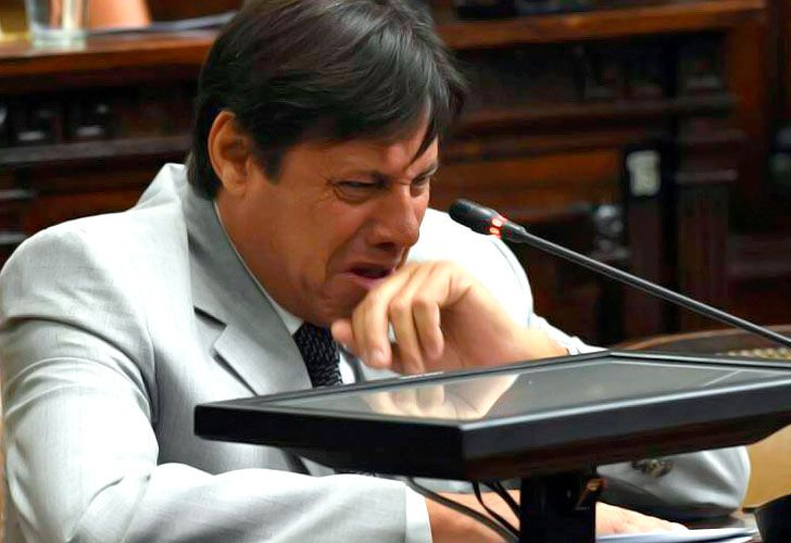 Diputado Mario Díaz