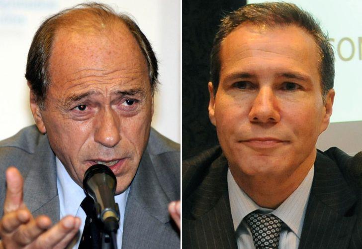 Zaffaroni y Nisman