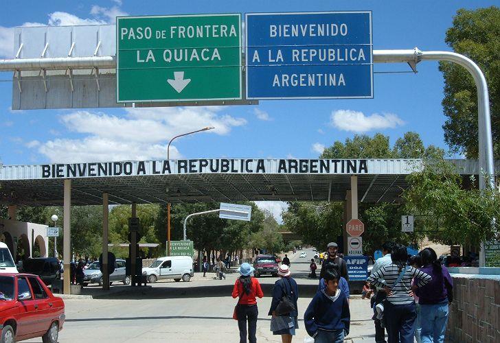 Pasos fronterizos