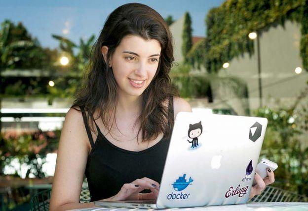 Chicas en tecnología
