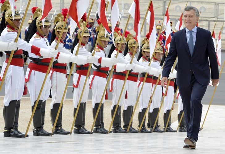 Macri y Temer