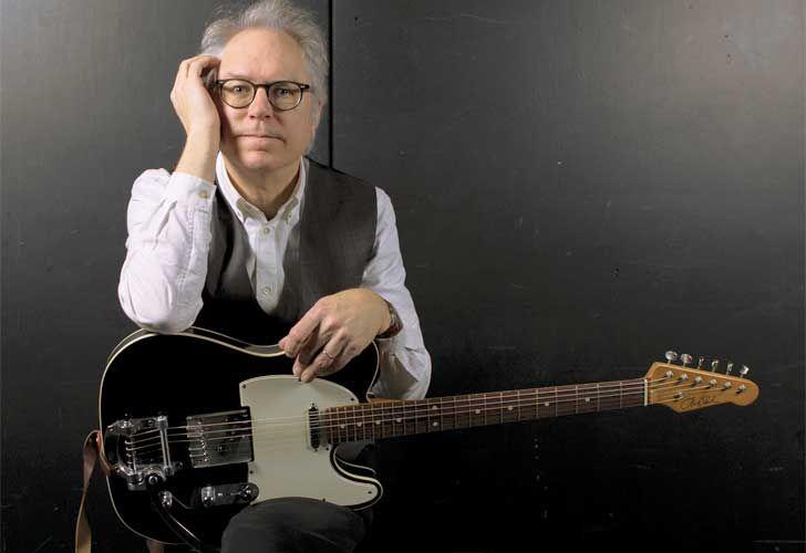 El guitarrista norteamericano Bill Frisell ofrecerá un concierto en el CCK con entrada gratuita