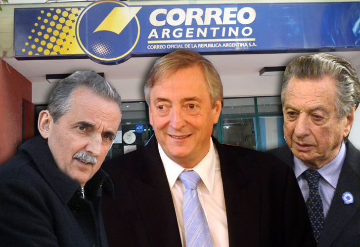 Correo Argentino, Moreno, Macri, Kirchner