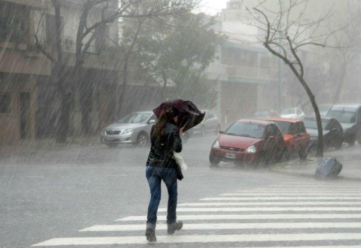 Se espera una jornada de lluvias.
