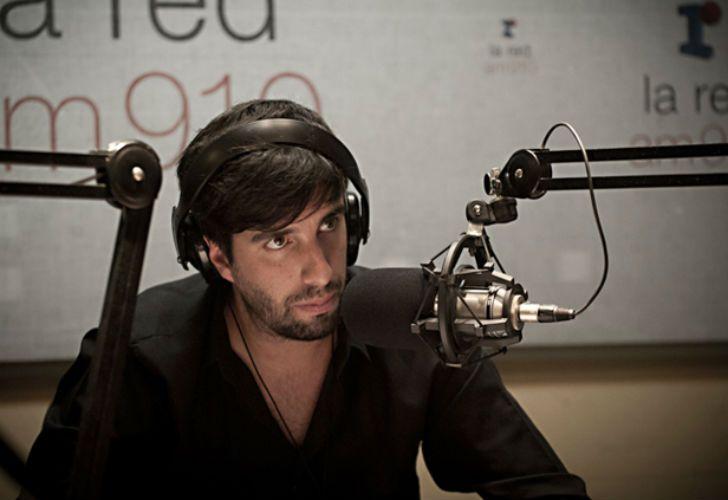 El periodista Flavio Azzaro.